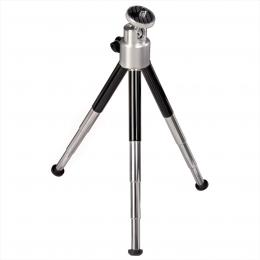 Hama ball S Mini Tripod, black/silver
