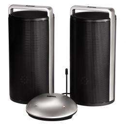 Hama pøenosné bezdrátové stereo reproduktory