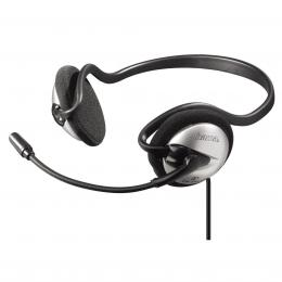 """Hama PC Neckband Headset """"CS-499"""" - zvìtšit obrázek"""