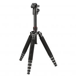 Hama stativ TRAVELLER 150 Premium Duo, stativ s monopodem a odnímatelnou 3D hlavou