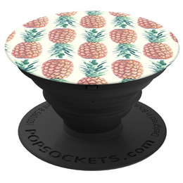PopSockets Original PopGrip, Pineapple Pattern