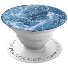 PopSockets Original PopGrip, Ocean From the Air
