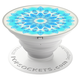 PopSockets Original PopGrip, Blue Ice Star