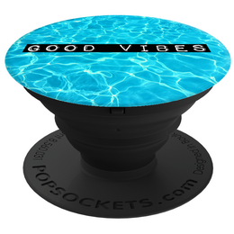 PopSockets Original PopGrip, Good Vibes