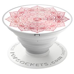 PopSockets Original PopGrip, Rosy Silence, rùžová mandala - zvìtšit obrázek