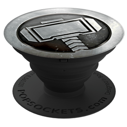 PopSockets Original PopGrip, MARVEL Thor Monochrome