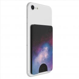 PopSockets PopWallet Blue Galaxy, pouzdro na mobil na karty/vizitky apod. - zvìtšit obrázek
