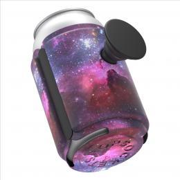 PopSockets PopThirst, držák/obal na plechovku, s integrovaným PopGrip Gen. 2, Blue Nebula - zvìtšit obrázek