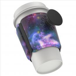 PopSockets PopThirst, držák na hrnek, s integrovaným PopGrip Gen. 2, Blue Nebula - zvìtšit obrázek