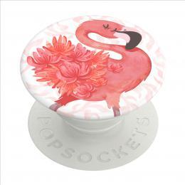 PopSockets PopGrip Gen.2, Flamingo a Go Go, plameòák - zvìtšit obrázek
