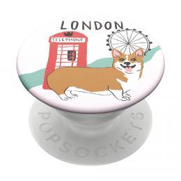 PopSockets PopGrip Gen.2, London, londýnské motivy