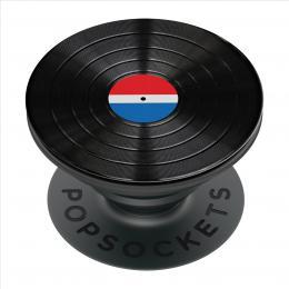 PopSockets PopGrip Gen.2, Backspin Aluminum 45 RPM, otáèecí (kulièkové ložisko), deska (LP)