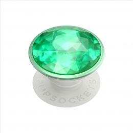 PopSockets PopGrip Gen.2, Disco Crystal Mint, 3D disco koule mátová zelená - zvìtšit obrázek