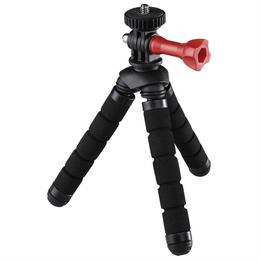 Hama mini stativ  Flex 2v1  pro fotoaparáty a GoPro kamery, 14 cm, blistr