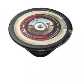 PopSockets PopTop Gen.2, Rodster, vintage disk na kole auta, výmìnný vršek - zvìtšit obrázek