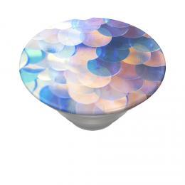 PopSockets PopTop Gen.2, Shimmer Scales Gloss,  barevné šupiny, výmìnný vršek - zvìtšit obrázek