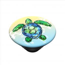 PopSockets PopTop Gen.2, Tortuga, želva na pláži, výmìnný vršek