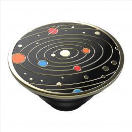 PopSockets PopTop Gen.2, Solar Flare Enamel, smalt kov, planety, výmìnný vršek