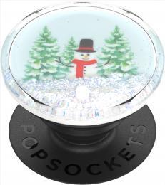 PopSockets PopGrip Gen.2, Tidepool Snowglobe Wonderland, pohádková krajina v tekutinì se snìhem