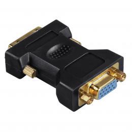Detail produktu - Hama redukce DVI vidlice - 15pin. D-Sub (VGA) zásuvka