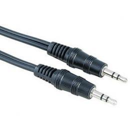 Hama audio kabel jack vidlice-vidlice, 1,5 m, sáèek