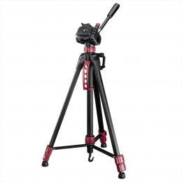 Hama stativ STAR BR, 160 - 3D, barva èerná/ èervená