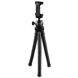 Hama stativ  FlexPro 3v1  pro fotoaparáty, GoPro kamery a smartphone, 27 cm, èerný, krabièka