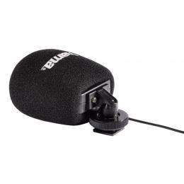 Detail produktu - Hama mikrofon SM-17 pro kamery, stereo