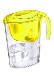 Detail produktu - BARRIER Eco filtrační konvice na vodu, žlutá