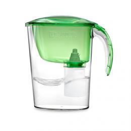 Detail produktu - BARRIER Eco filtrační konvice na vodu, zelená
