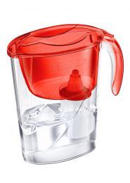 Detail produktu - BARRIER Eco filtrační konvice na vodu, červená