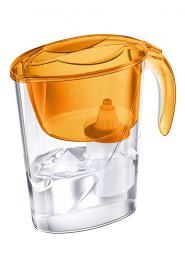 Detail produktu - BARRIER Eco filtrační konvice na vodu, oranžová