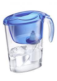 Detail produktu - BARRIER Eco filtrační konvice na vodu, tmavě modrá