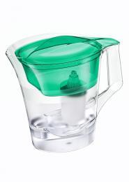 Detail produktu - BARRIER Twist filtrační konvice na vodu, zelená