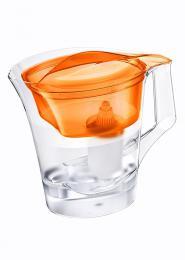 BARRIER Twist filtraèní konvice na vodu, oranžová