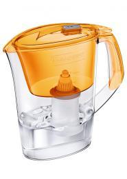 Detail produktu - BARRIER Style filtrační konvice na vodu, oranžová