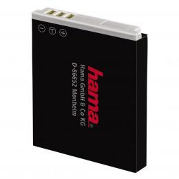Detail produktu - Hama fotoakumulátor Li-Ion 3.6V/ 650mAh, typ Canon NB-4L