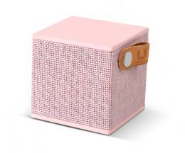 FRESH  N REBEL Rockbox Cube Fabriq Edition Bluetooth reproduktor, Cupcake, rùžový