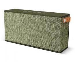 FRESH  N REBEL Rockbox Chunk Fabriq Edition Bluetooth reproduktor, Army, vojensky zelený