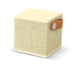 FRESH  N REBEL Rockbox Cube Fabriq Edition Bluetooth reproduktor, Buttercup, svìtle žlutý