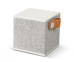 FRESH  N REBEL Rockbox Cube Fabriq Edition Bluetooth reproduktor, Cloud, svìtle šedý