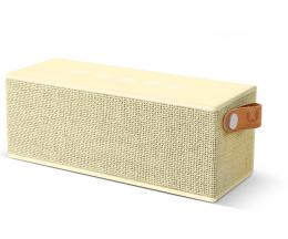 FRESH  N REBEL Rockbox Brick Fabriq Edition Bluetooth reproduktor, Buttercup, svìtle žlutý