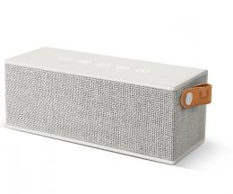 FRESH  N REBEL Rockbox Brick Fabriq Edition Bluetooth reproduktor, Cloud, svìtle šedý