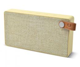 FRESH  N REBEL Rockbox Slice Fabriq Edition Bluetooth reproduktor, Buttercup, svìtle žlutý