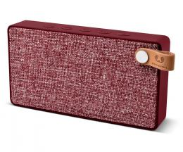 FRESH  N REBEL Rockbox Slice Fabriq Edition Bluetooth reproduktor, Ruby, rubínovì èervený