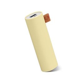 FRESH N REBEL Powerbanka 3000 mAh, 1 A, Buttercup, svìtle žlutá (verze 2018)