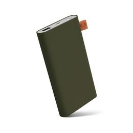 FRESH N REBEL Powerbanka 6000 mAh, 2,4 A, Army, vojenská zelená (verze 2018)