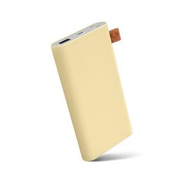FRESH N REBEL Powerbanka 6000 mAh, 2,4 A, Buttercup, svìtle žlutá (verze 2018)
