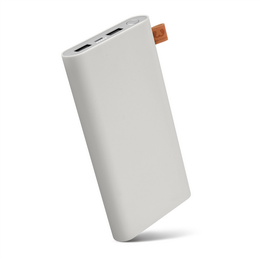 FRESH N REBEL Powerbanka 12000 mAh, 3,1 A (max.), 2 porty, Cloud, svìtle šedá (verze 2018)