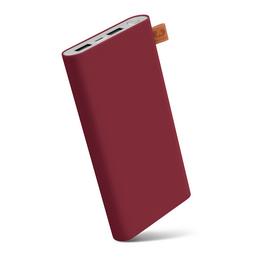 FRESH N REBEL Powerbanka 12000 mAh, 3,1 A (max.), 2 porty, Ruby, rubínovì èervená (verze 2018)